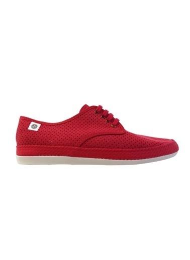 Espargatas Sneakers Kırmızı